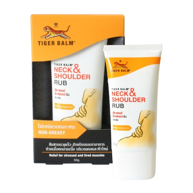 Baume du Tigre Neck & Shoulder rub