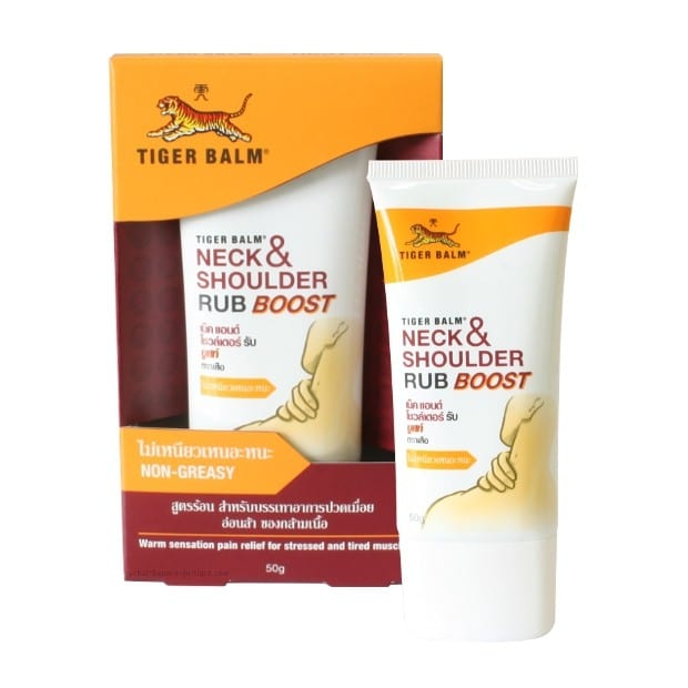 Baume du Tigre Neck & Shoulder rub Boost